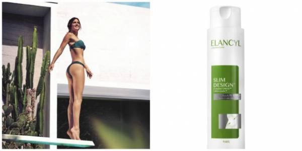 Despídete de la piel de naranja y la celulitis con Elancyl Slim Desing