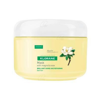 Devuelve el brillo a tu cabello con Klorane Mascarilla a la cera de Magnolia
