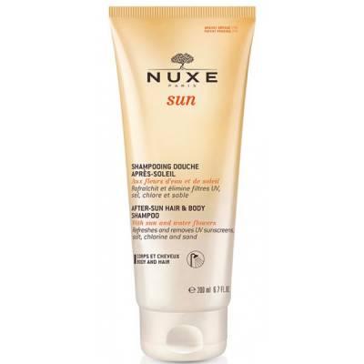 Protección aftersun para la piel y el cabello