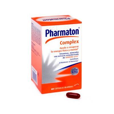 Recárgate de energía con Pharmaton Complex